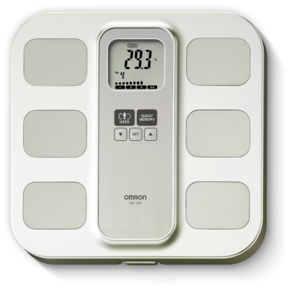 omron body fat loss monitor